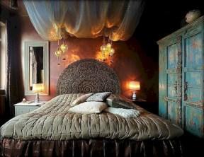 Amazing bohemian bedroom decor ideas 11