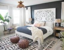 Amazing bohemian bedroom decor ideas 19