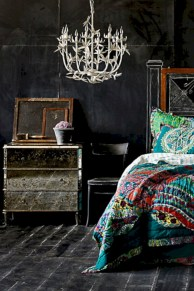 Amazing bohemian bedroom decor ideas 30