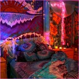 Amazing bohemian bedroom decor ideas 31