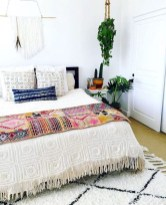 Amazing bohemian bedroom decor ideas 51
