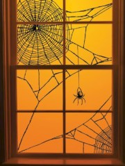 Amazing halloween window decoration ideas 17