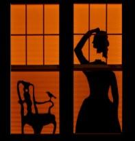 Amazing halloween window decoration ideas 21