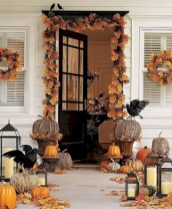 Amazing halloween window decoration ideas 23