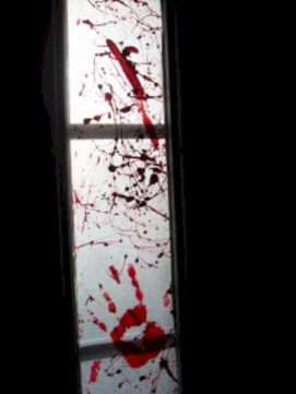 Amazing halloween window decoration ideas 51