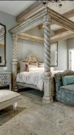 Antique and unique bedroom decorating ideas 10