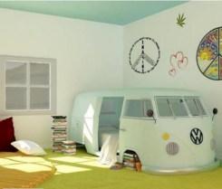 Antique and unique bedroom decorating ideas 13