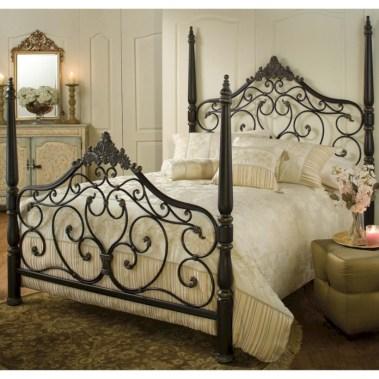 Antique and unique bedroom decorating ideas 22