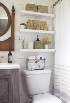 Awesome diy organization bathroom ideas you should try (23)
