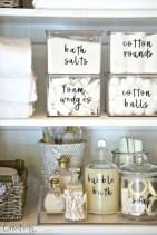 Awesome diy organization bathroom ideas you should try (33)
