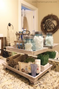 Awesome diy organization bathroom ideas you should try (5)