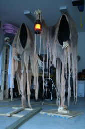Awesome halloween indoor decoration ideas 22 22