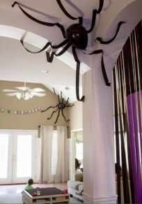 Awesome halloween indoor decoration ideas 41 41