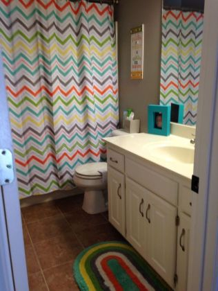 Bathroom decoration ideas for teen girls (9)