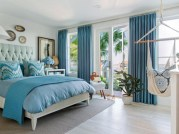 Beautiful bedrooms design ideas with swing chairs 44