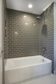 Beautiful subway tile bathroom remodel and renovation (14)