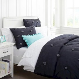 Black and white bedding sets ideas 17