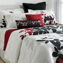 Black and white bedding sets ideas 30