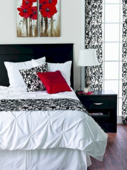 Black and white bedding sets ideas 45