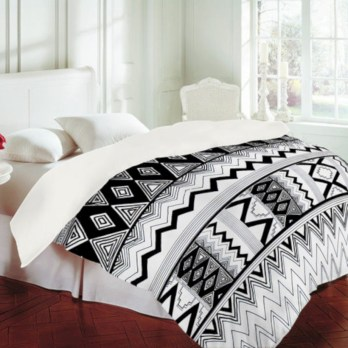 Black and white bedding sets ideas 46
