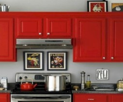 Budget friendly kitchen makeover ideas 17