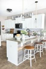 Budget friendly kitchen makeover ideas 34