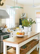 Budget friendly kitchen makeover ideas 37
