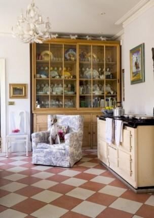 50 Classy Living Room Floor Tiles Design Ideas - Round Decor