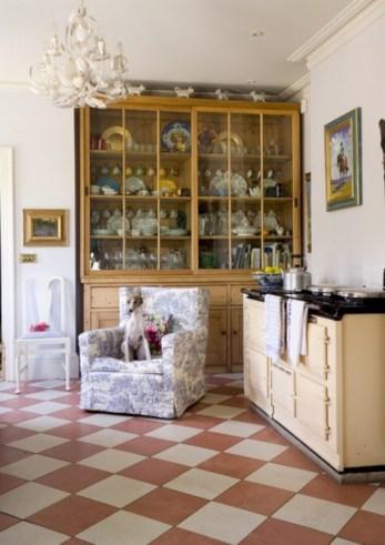 Classy living room floor tiles design ideas 10
