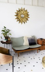 Classy living room floor tiles design ideas 21