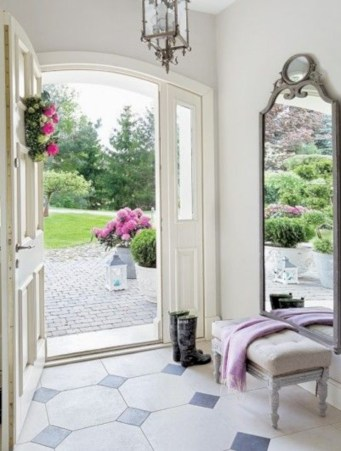 Classy Living Room Floor Tiles Design Ideas 35