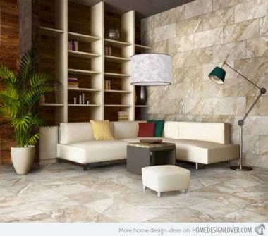 50 Classy Living Room Floor Tiles Design Ideas Round Decor