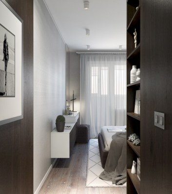 Cool one bedroom apartment plans ideas 31
