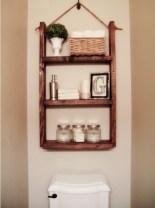Cool organizing storage bathroom ideas (10)