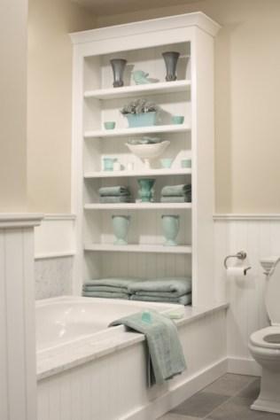 Cool organizing storage bathroom ideas (25)