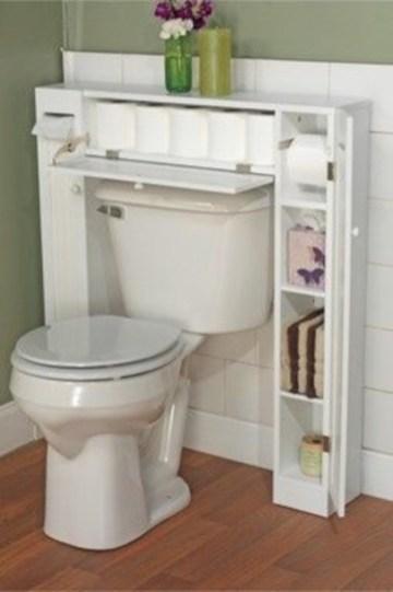 Cool organizing storage bathroom ideas (32)