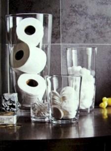 Cool organizing storage bathroom ideas (41)