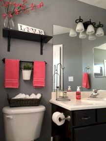 Cool organizing storage bathroom ideas (46)