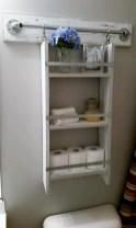 Cool organizing storage bathroom ideas (52)