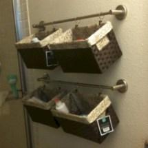 Cool organizing storage bathroom ideas (55)