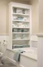 Cool organizing storage bathroom ideas (56)