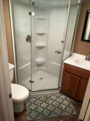 Creative diy bathroom ideas on a budget (15)