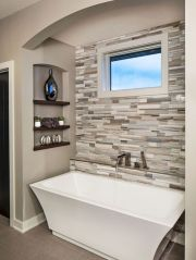 Creative diy bathroom ideas on a budget (17)