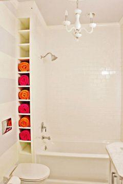 Creative diy bathroom ideas on a budget (46)