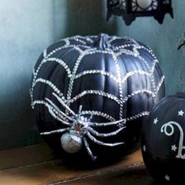 Creative diy halloween decorations using spider web 23
