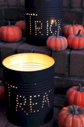 Creative diy halloween outdoor decoration ideas 06