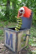 Creative diy halloween outdoor decoration ideas 08