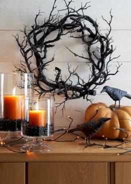 Creative diy halloween outdoor decoration ideas 19