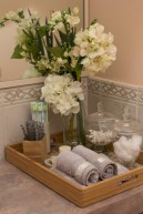 Creative storage bathroom ideas for space saving (25)