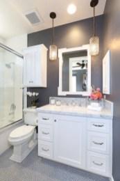 Creative storage bathroom ideas for space saving (53)